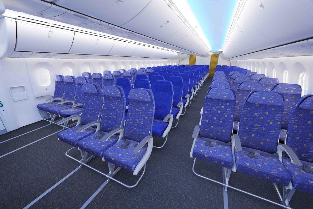 Inside Scootu0027s 787 Dreamliner