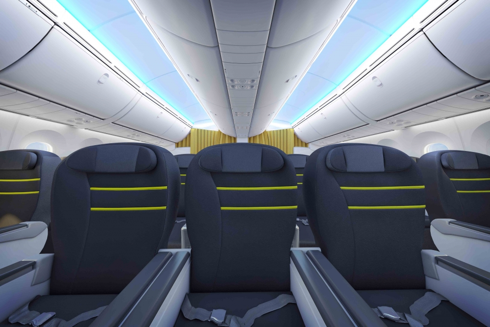 Inside Scoot S 787 Dreamliner Airline Ratings