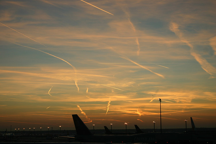 Airspace congestion is on the increase