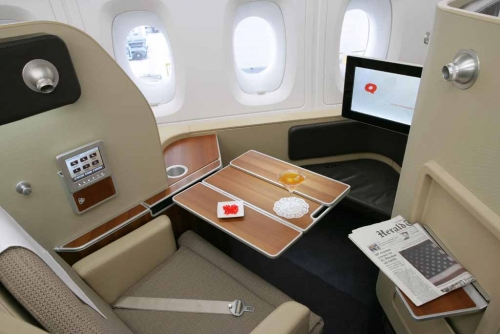 First Class Suite A380