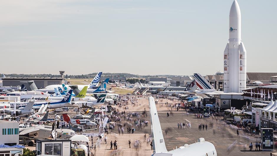 Resultado de imagen para PARIS AIR SHOW 2019 Mitsubishi Space Jet