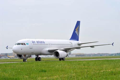 Air Astana  Picture: Air Astana