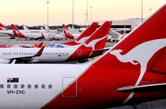 Low cost airlines more expensive that Qantas