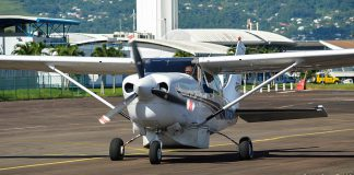 Technology small planes near miss