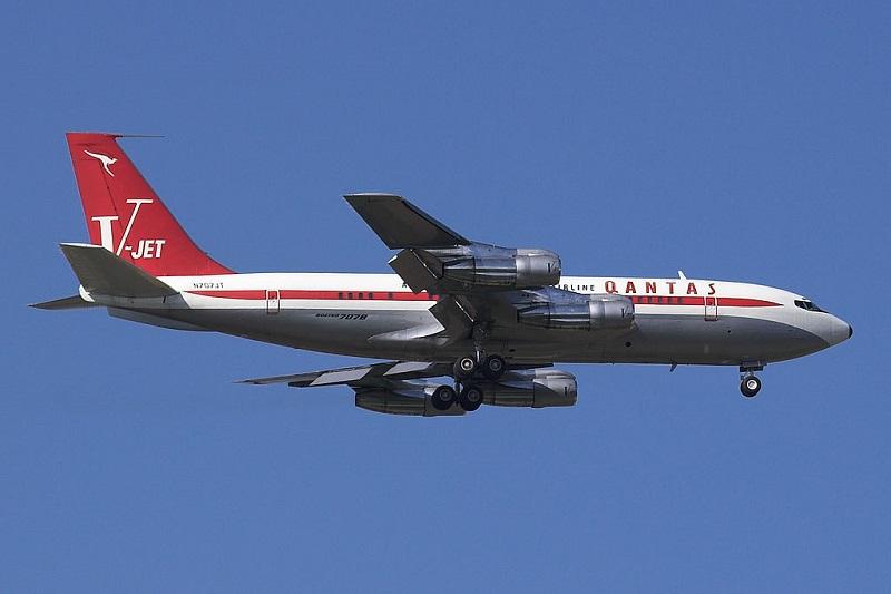 TRAVOLTA 707 aUSTRALIA