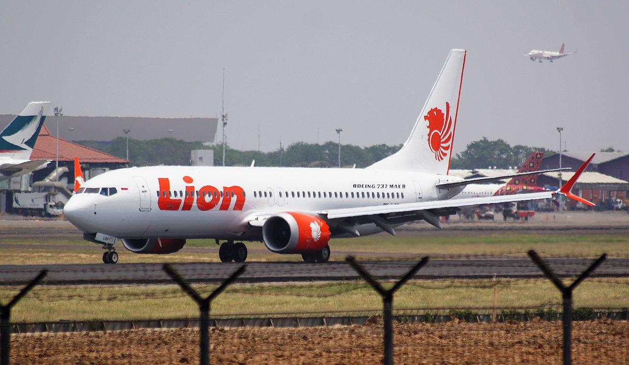 FAA Lion Air