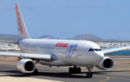 Air Europa A330  Picture: Facebook/Air Europa
