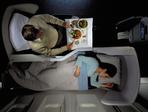 British Airways Business Class  Picture: British Airways