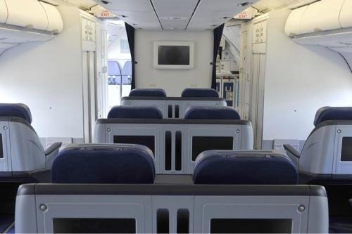 MEA Business Class on the A330  Picture: Facebook/MEA