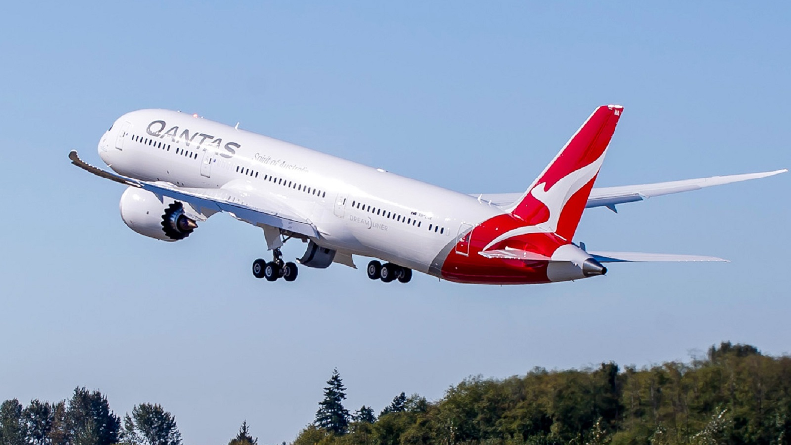 Qantas takes home the trophy as 2020's safest airline