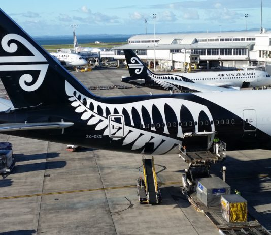 Air New Zealand cuts
