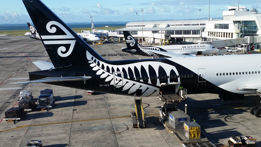 Air New Zealand bomb deported