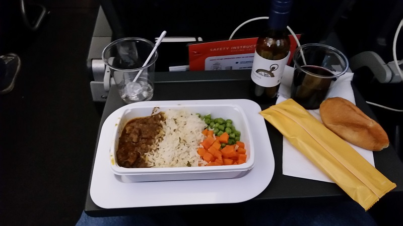 Qantas New Zealand review