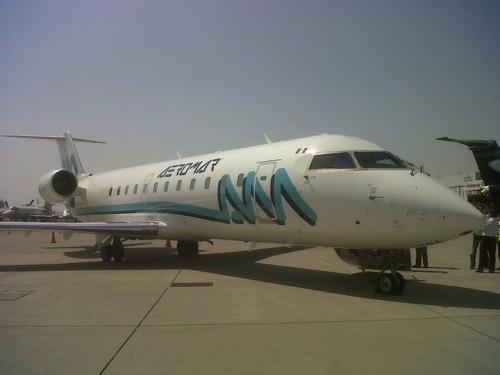 Aeromar CRJ  Picture: Facebook/Aeromar