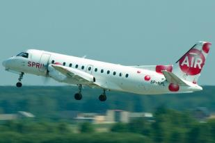 Sprint Air Saab 340  Picture: Facebook/Sprint Air