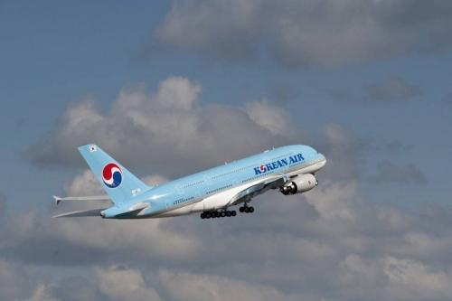 Korean Air A380  Picture: Facebook/Korean Air