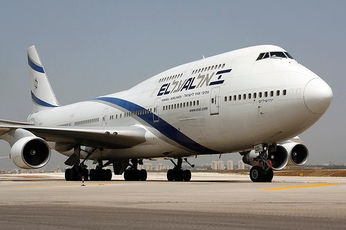 EL AL 747 Picture: Facebook/EL AL for EL AL
