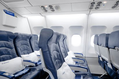 Air transat airline ratings for Avion air transat interieur