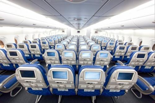 Korean Air  Economy Class  Picture: Facebook/Korean Air