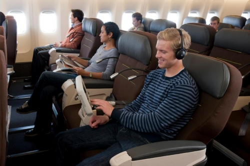 Turkish Airlines Premium Economy or Comfort Class  Picture: Facebook/Turkish Airlines