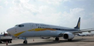 Jet Airways cancelled international flights