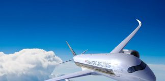 Singapore Airlines non-stop A350ULR Los Angeles