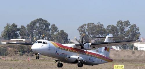Air Nostrum  Picture: Facebook/Air Nostrum