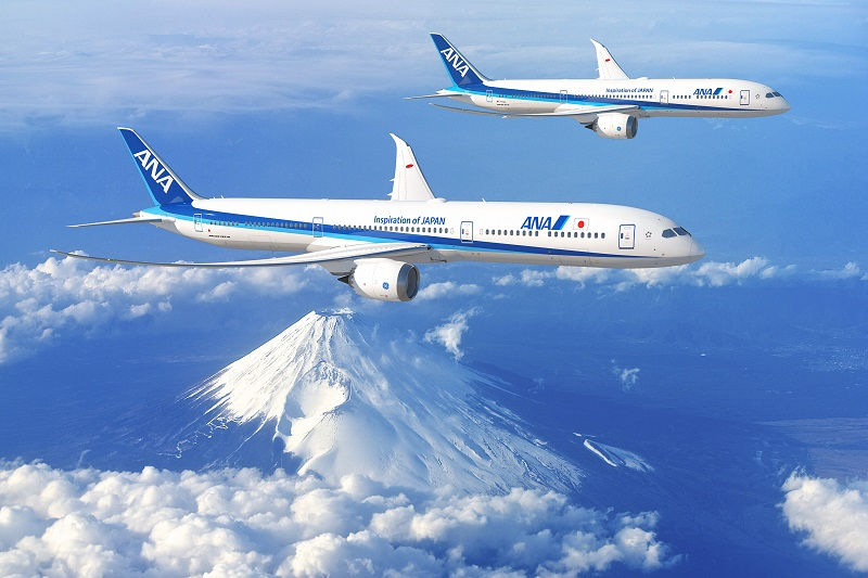 ANA opts for 15 more Dreamliners