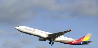 Asiana A330  Picture: Asiana