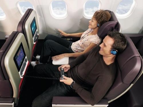 Virgin Atlantic Premium Economy  Picture:facebook/Virgin Atlantic