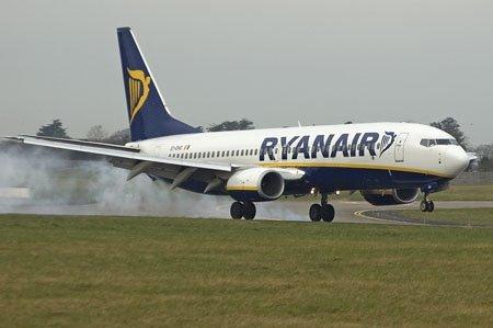 Ryanair 737-800  Picture: Facebook/Ryanair