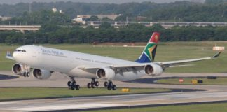 South African Airways Emirates