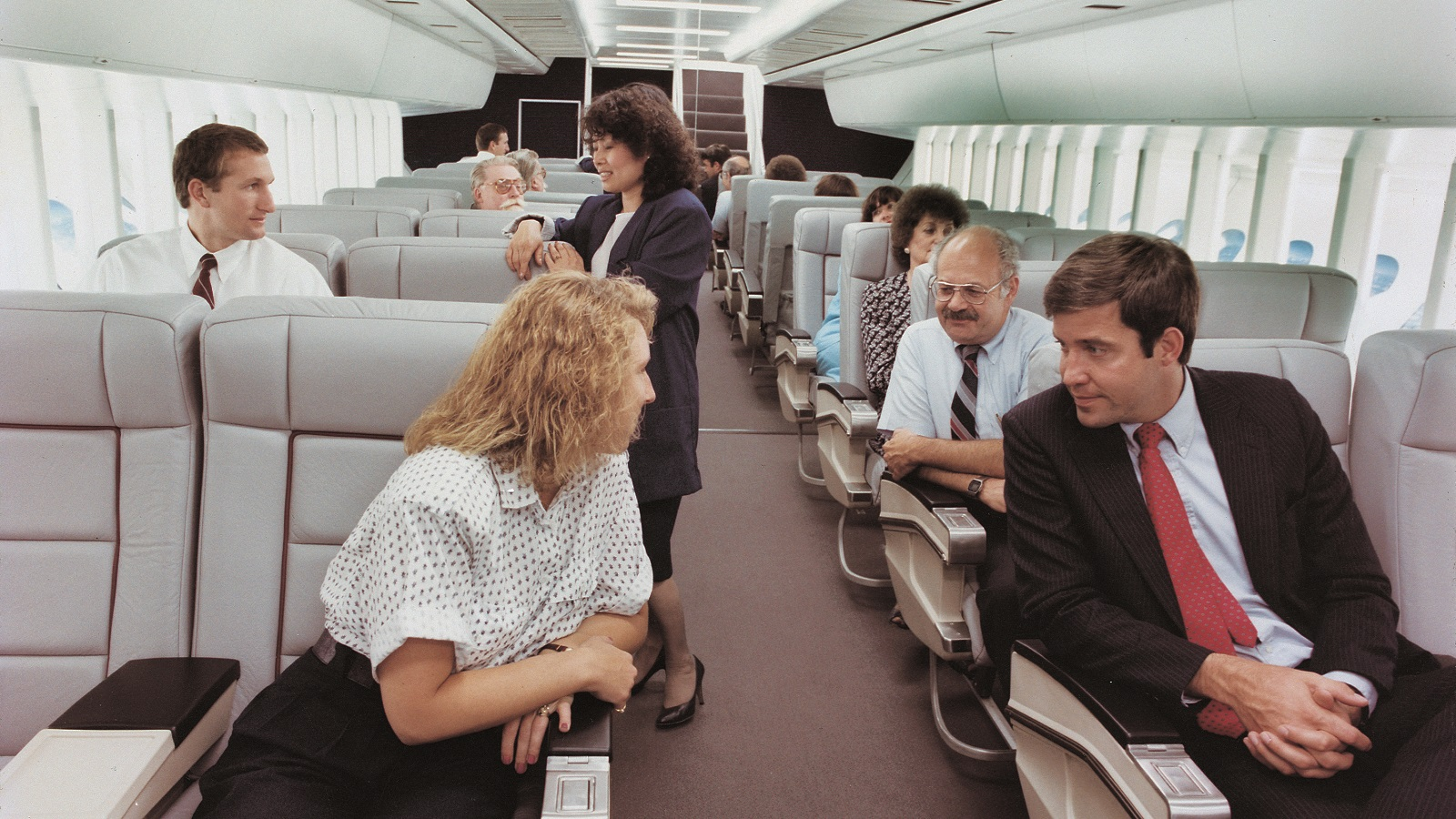 Panorama Deck on MD-11