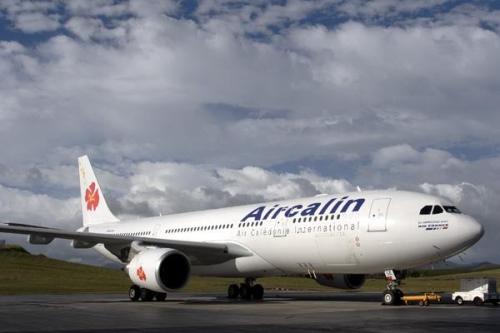 Aircalin A330  Picture: Facebook/Aircalin