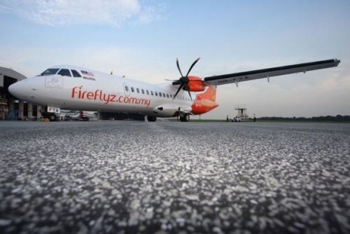 Firefly ATR72-500  Picture: Facebook/Firefly