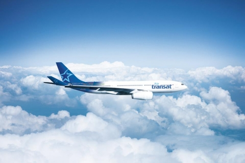 Air Transat A330  Picture: Facebook/Air Transat