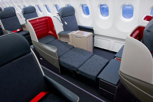 Turkish Airlines Business Class  Picture: Facebook/Turkish Airlines