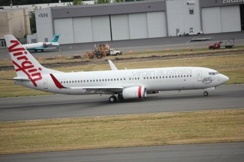 Virgin Australia 737-800  Picture: Facebook/Virgin Australia