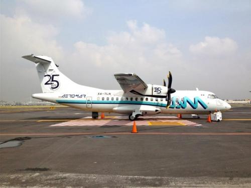Aeromar ATR 42  Picture: Facebook/Aeromar
