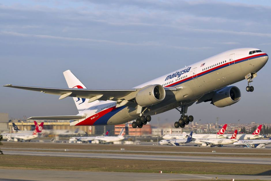 Mh370 Boeing 777