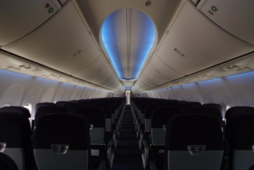 Copa Airlines 737-800 with Boeing Sky Interior Picture: Facebook/Copa