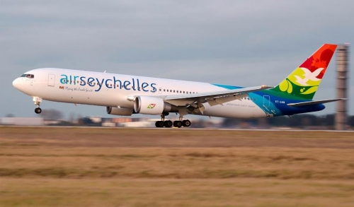 Air Seychelles A330  Picture: Facebook/Air Seychelles
