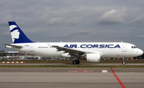 Air Corsica  Picture: Facebook/Air Corsica