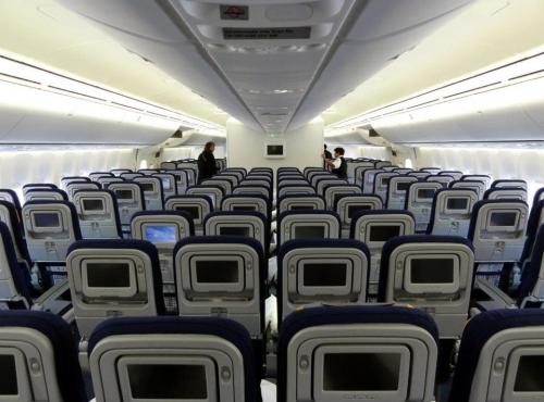 Lufthansa new Economy Class  Picture: Facebook/Lufthansa