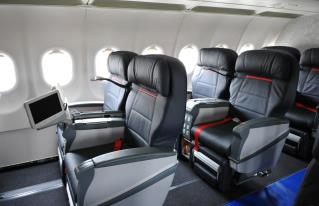 Turkish Airlines short haul Business Class   Picture: Facebook/Turkish Airlines