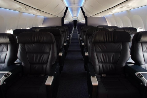Copa Airlines Business Class on the 737-800 with Boeing Sky Interior Picture: Facebook/Copa