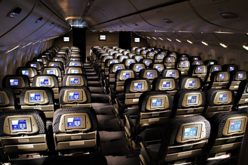 Aeromexico long haul Economy Class  Picture: Facebook/Aeromexico