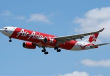 AirAsia X A330 US West Coast