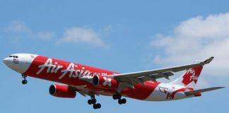 AirAsia X A330 US West Coast