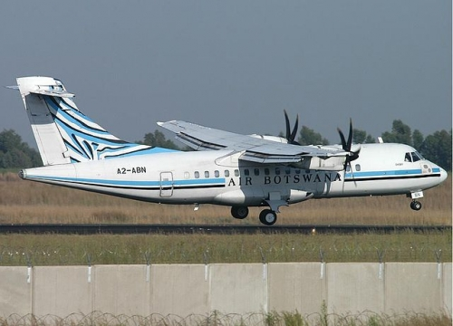 Air Botswana ATR 42 Picture: Louisdefunes/commons.wikimedia.org